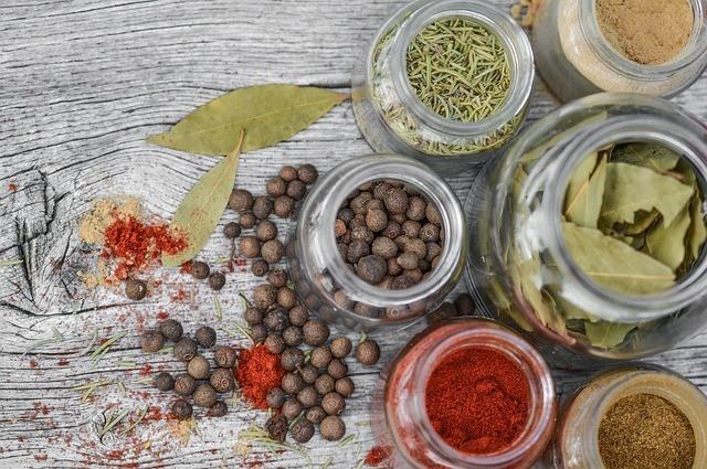 kruiden antioxidanten